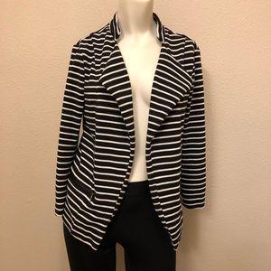 GNW Striped Blazer M